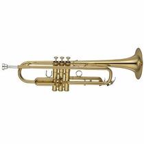 Trompeta De Estudio A Pistones Ocean Otr190 Audiomasmusica