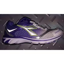 Zapatillas Diadora Fenix W Running Gym Envíos Pais
