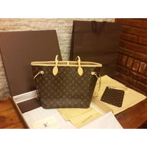 Unica Cartera Louis Vuitton Con Ticket Y N De Serie