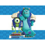 Kit Imprimible 2x1 Monsters University Invitacion Candy Coti