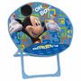 Silla Plegable Tipo Moonchair Mickey Mouse