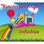 Alquiler Castillo Inflables,plaza Blandas,tejo, Zona Norte,