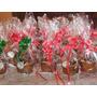 Mini Pan Dulces Choco Y Mantecol Souveniers/regalos