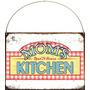 Carteles Chapa Publicidades Antiguas Cocina Kitchen Deco 006
