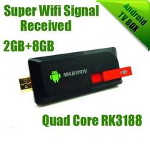 Tv Box Mini Pc Smart Tv Quad Core 2gb Ram 8gb Google Tv