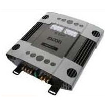 Potencia Amp Auto 2 Ch 750watts Max Moon M2300 Expocompra