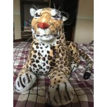 Peluche Leopardo Gigante 110cm