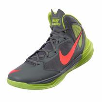 Zapatillas Nike Prime Hype Df Basket Alta Gama Botitas Unica