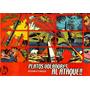 Platos Voladores Al Ataque - H.g.oesterheld - A.breccia