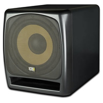 Krk Krk12s Active Powered Subwoofer 1x12
