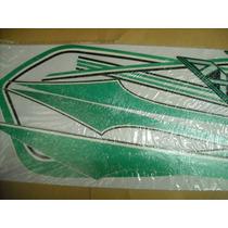 Juego De Calcos Suzuki Ax 100 (codigo Sv 1000)