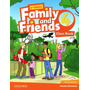 Family And Friends (2/ed.) 4 - Class Book Con Multi-rom (1)