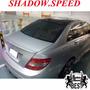 Mercedes Benz C200 C250 C350 Amg Alerón Lip Spoiler