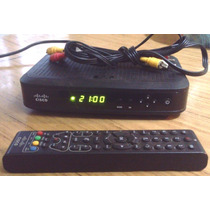 Decodificador Cisco Pds-2100 Usb Hdmi Control Remoto Cable