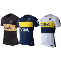 Camisetas Boca Jrs Nuevas Titular Suplente Oferta!