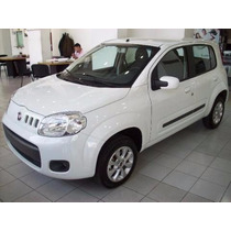 Fiat Nuevo Uno Attractive 1 Top.4 Retiro Ya U