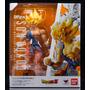 Dragon Ball Goku Super Saiyan Warrior Awakening S.h.figuarts