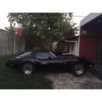 Chevrolet Corvette Stingray 1979 V8 350