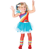 Disfraz Nena Arco Iris Leg Avenue Disfraces Infantiles Nenas