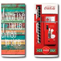Heladera coca cola