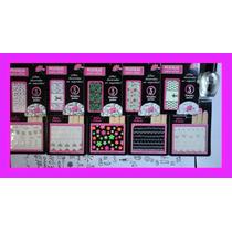 Kit Decoracion /uñas Esculpidas /nail Art-stickers /