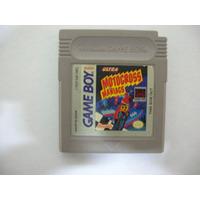 Game Boy Juego Ultra Motocross Maniacs Original