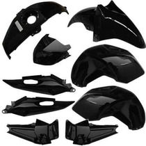 Kit Plasticos Yamaha Fz 16 Completo En Freeway Motos !!