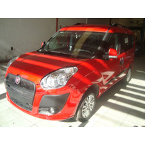 Doblo Familiar Active 7 Asientos Financiada Efect 4524-8103