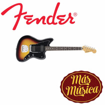 Guitarra Fender Jazzmaster Blacktop Mex Sb 014-8400-500