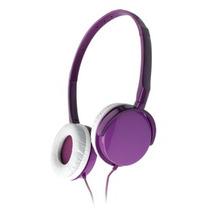 Auricular Vincha Con Almohadillas Intercambiables - Violeta