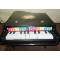 Espectacular Piano De Madera Nuevo En Caja Sin Uso