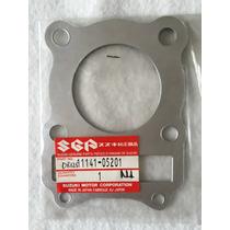Junta De Tapa De Cilindro Suzuki Dr125 Y Gn125 Original