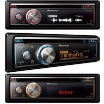 Stereo Pioneer Deh 8650 Bt Sd Cd Usb Graficos Reemplaza 8550