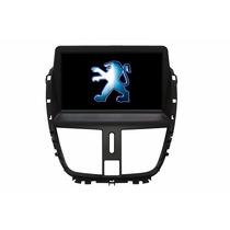 Stereo Dvd Multimedia Peugeot 207 Gps Tv Digital Camara Usb