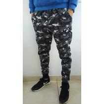 Pantalon Chupin Camuflado Deportivo Excelente Calidad Air Fc