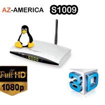 Receptor Decodificador Satelital-fullhd-3d-az America 1009