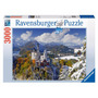 Rompecabezas Ravensburger 3000 Piezas Neuschwanstein Castle