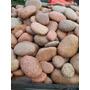 Piedra Bola Bocha Rosada X 30 Kg Jardinería Calidad Oferta