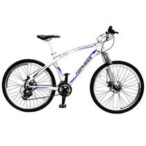 Top Mega - Bicicleta Mtb Aluminio Rodado 26 Shimano Envoy