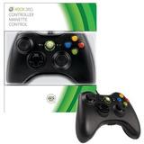 Joystick Xbox 360 Microsoft Con Cable En Caja Factura Grtia