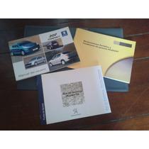 Manual De Usuario Peugeot 207 Compact Nuevo Con Carterita