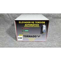 Elevadores De Tension 8kw Automatico 140-240 Fabricantes