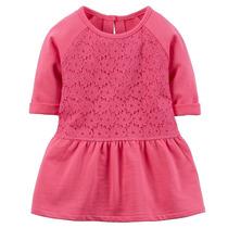 Vestido Túnica Carter´s Beba Niña Talle 6 Meses