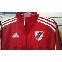 Nueva Campera River Plate 2016 Salida A La Cancha