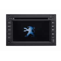 Stereo Dvd Multimedia Peugeot 307 3008 Gps Tv Digital Camar