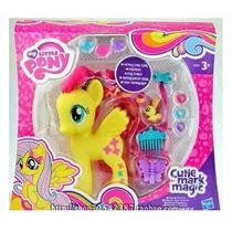 My Little Pony Fluttershy Mechones A La Moda Original Hasbro