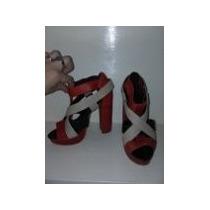Zapatos Tacos Altos
