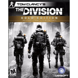 Tom Clancys The Division Gold Edition Game Pc Steam Platinum