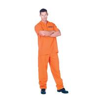 Disfraz Hombre Prisionero Usa Hombre Preso Adultos