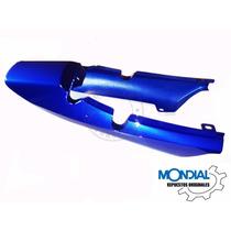 Cacha Bajo Asiento Y Cola Mondial Rd 150 H (azul) Original